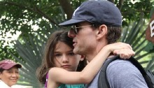 Tom Cruise hasn\'t seen daughter Suri in over a year