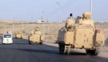Mortar fire kills 11 civilians in Egypt\'s Sinai