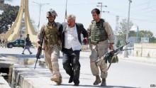 Afghan attack: Deadly gun battle in Mazar-e-Sharif