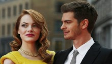 Emma Stone, Andrew Garfield on a break?