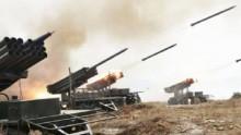 N. Korea fires missiles ahead of Pentagon chief\'s visit