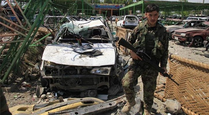 16 killed in separate bombings in Afghanistan