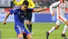 Yoshinori Muto: Chelsea make bid for Japanese striker