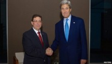 US and Cuba hold highest-level meeting in over 50 years