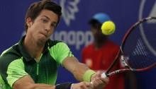 Tennis: British number two Aljaz Bedene into Casablanca quarters