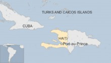 Bodies washed ashore in Haiti amid shipwreck fears