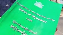 Myanmar leaders in rare talks with Aung San Suu Kyi