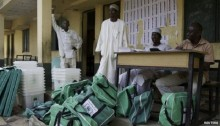 Nigeria to vote for state governors and assemblies