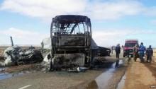 Morocco bus crash: Children among 33 dead in collision