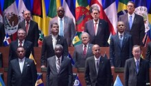 Obama says 'days of meddling' in Latin America are past