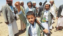 \'Third of fighters in Yemen are children\'