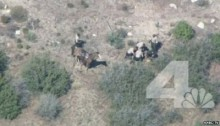 California sheriff deputies suspended over beating video