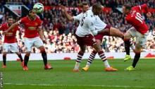 Van Persie will miss Manchester derby
