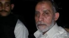 Egypt Brotherhood chief Mohammed Badie sentenced to death
