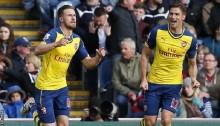 Ramsey strike seals Arsenal win