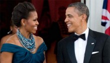 A film on Barack Obama's first date with wife in works