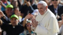 Pope Francis calls Armenian slaughter \'1st Genocide of 20th Century\'