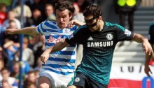 Chelsea snatch late winner at QPR