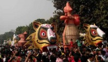 Nation celebrates Pahela Baishakh