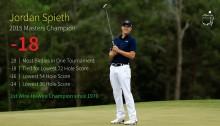 Jordan Spieth\'s Masters win will live long in the memory