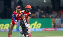 Warner, Dhawan set up breezy Sunrisers chase