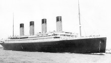 On this day in history: Titanic lost on maiden voyage