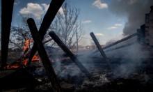 Fighting erupts in eastern Ukraine