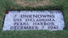 Pentagon plans to identify hundreds killed in Pearl Harbor