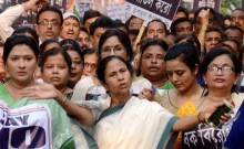 West Bengal chief minister Mamata Banerjee hits out at opposition