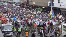 South Africa\'s Durban city rallies against xenophobia