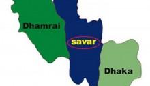 Two \'robbers\' beaten dead in Savar