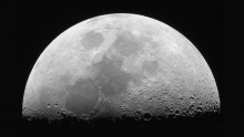 How old is the moon? Scientists put formation forward 100 million years (Video)