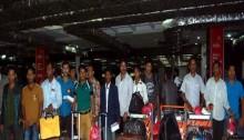 Biman flies back 337 Bangladeshis to Dhaka