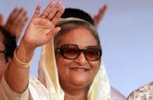 Hasina reaches Jakarta