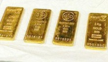 Four gold bars seized in Ctg airport