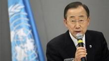 UN chief reiterates call for transparent, inclusive polls