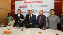 Bashundhara Cement to be used in Padma Bridge river training project