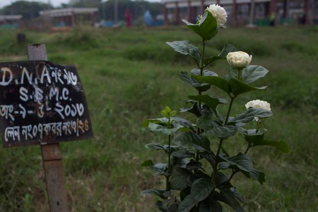 Recalling Rana Plaza Tragedy