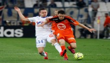 Marseille loses 5-3 at home to Lorient for 4th straight loss