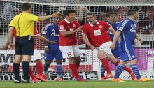 Resurgent Mainz beats Schalke 2-0 at home in Bundesliga