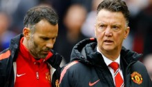 Louis van Gaal: Ryan Giggs will succeed me at Man United