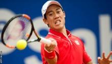 Kei Nishikori beats Martin Klizan to make Barcelona final