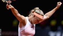 Caroline Wozniacki & Angelique Kerber into Stuttgart final