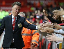 Van Gaal: Manchester United will win title within two years