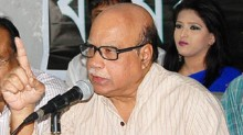 BNP chief takes to the streets in the name of polls campaign: 14-party