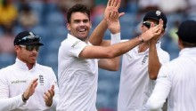 Anderson second in ICC bowling rankings
