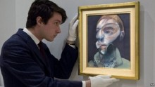 Rediscovered Francis Bacon portraits up for auction
