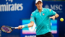 Defending champion Kei Nishikori wins Barcelona Open