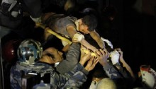 Man pulled alive from rubble 80 hours after Nepal earthquake