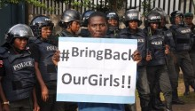 Nigeria army rescues nearly 300 females from Boko Haram